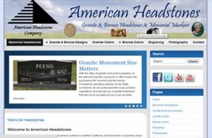American Headstones