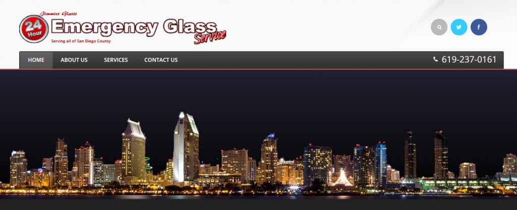 SD Emergency Glass