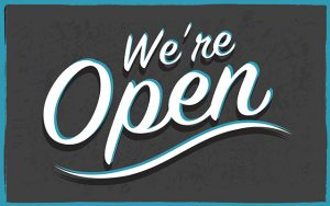 were open san diego