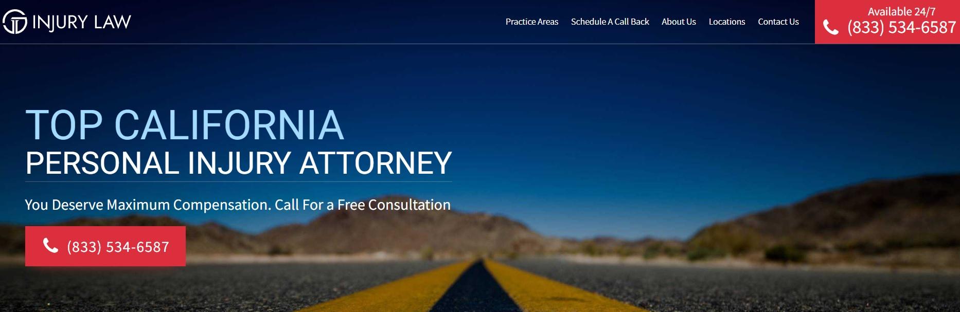 JD Injury Law, APC