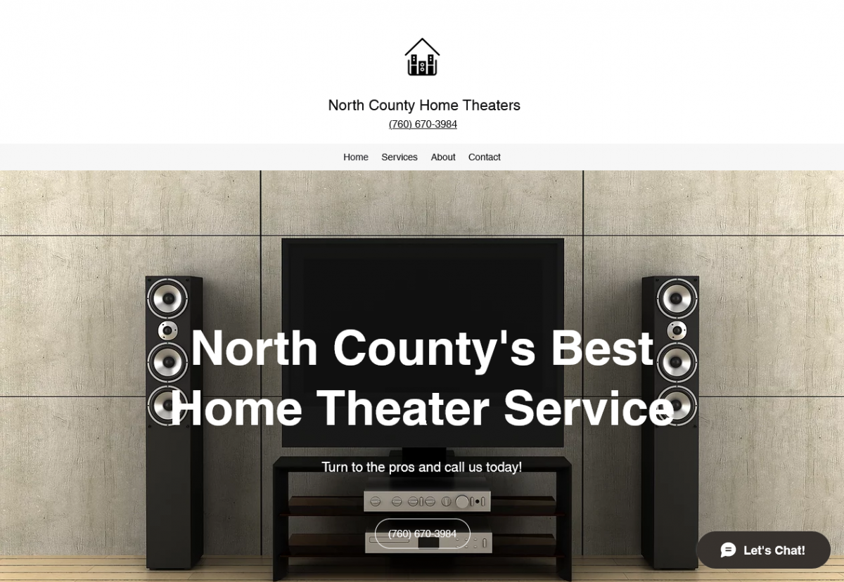 North County Home Theaters