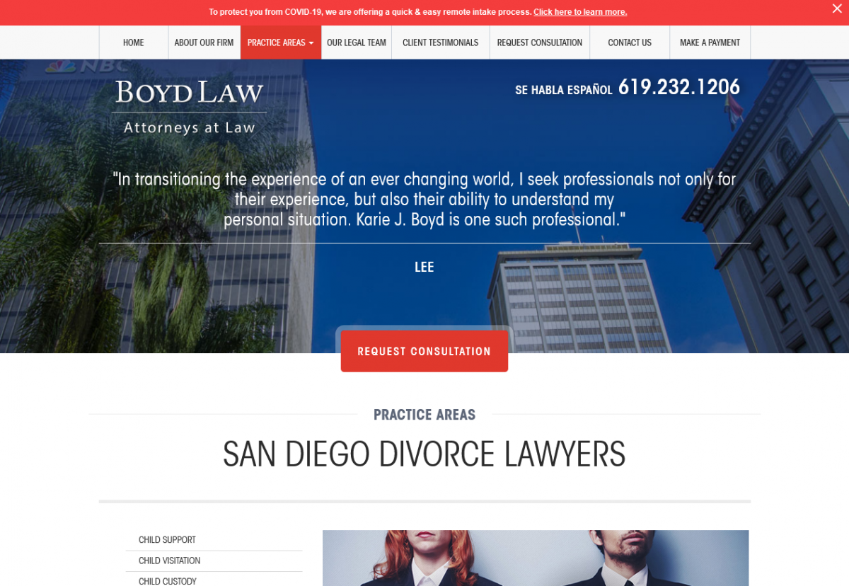 Boyd Law SD